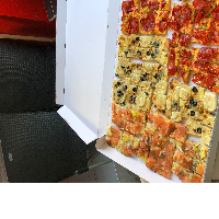LES PLAQUES DE PIZZAS