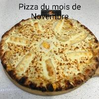 PIZZA DU MOIS